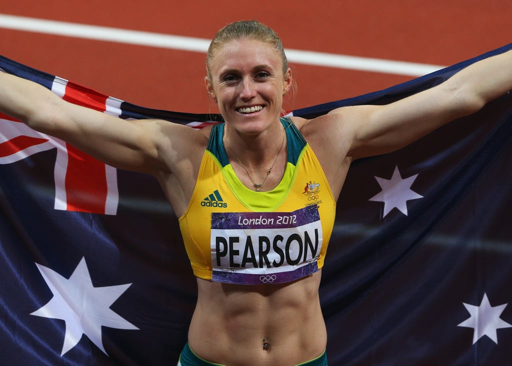 Pictures: Sally Pearson Wins Gold Medal and Sets 100m ...