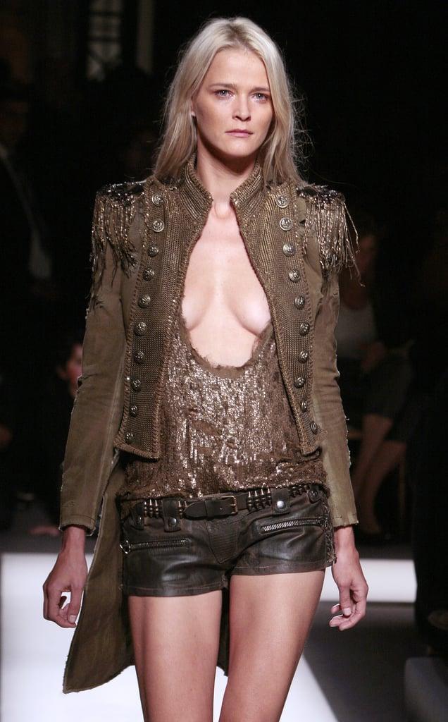 Paris Fashion Week: Balmain Spring 2010
