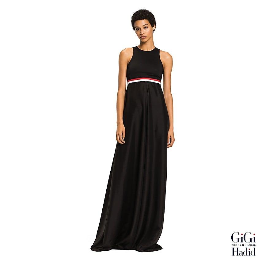 Gigi Hadid Maxi Dress ($345) | Gigi Hadid x Tommy Hilfiger ...