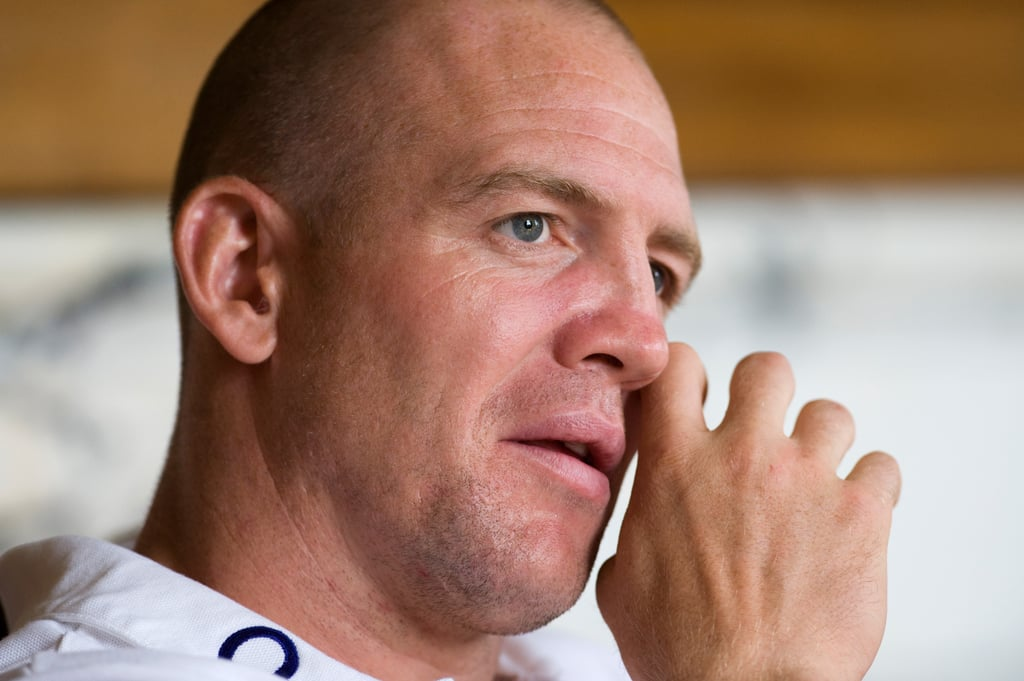 Mike Tindall in England.