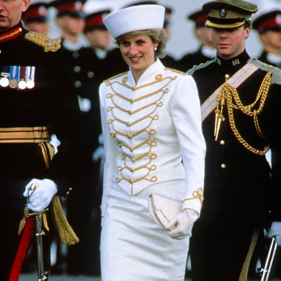 Kate Middleton and Princess Diana's Matching Style