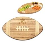 NCAA LSU Tigers Bamboo Cutting Board