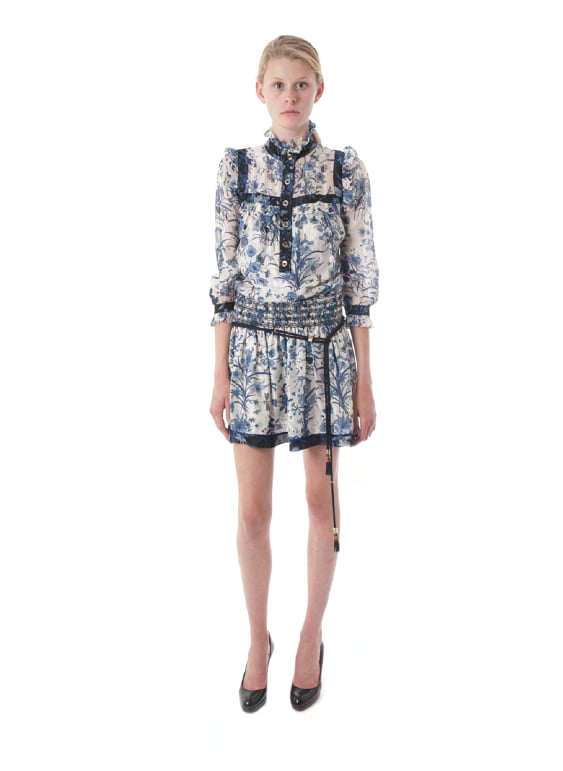 Gucci Peasant Dress ($295)