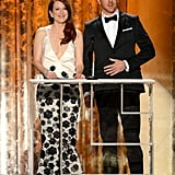Julianne Moore and Damian Lewis