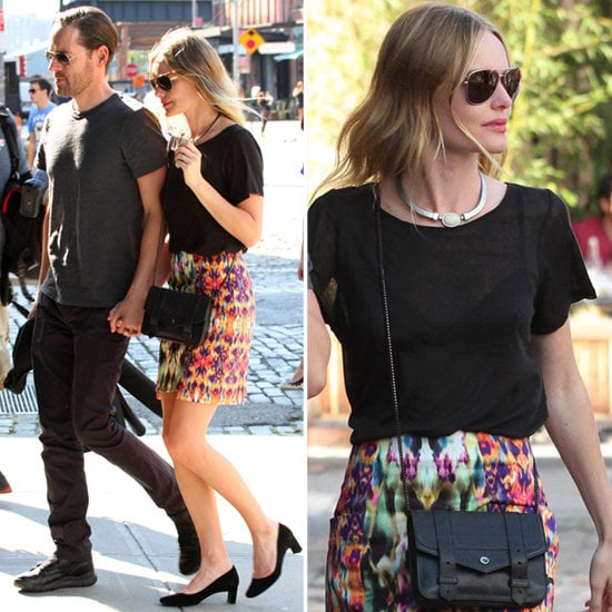 Kate Bosworth's Proenza Schouler Chain Wallet