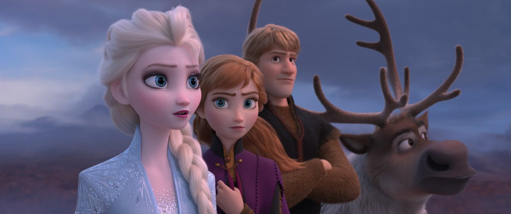 The release date for the sequel to Frozen, titled simply Frozen 2, is inching closer by the day. While we won't figure out exactly what Anna, Elsa, Kristoff, Olaf, and Sven are up to until the buzzy animated film hits theatres on Nov. 22 — though we do have a bunch of theories about their new adventure — Disney has luckily released a handful of images and posters (as well as the trailer) to tide us over in the meantime. Check out all the images ahead!