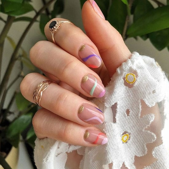 The Best Graphic Nail Art Inspo