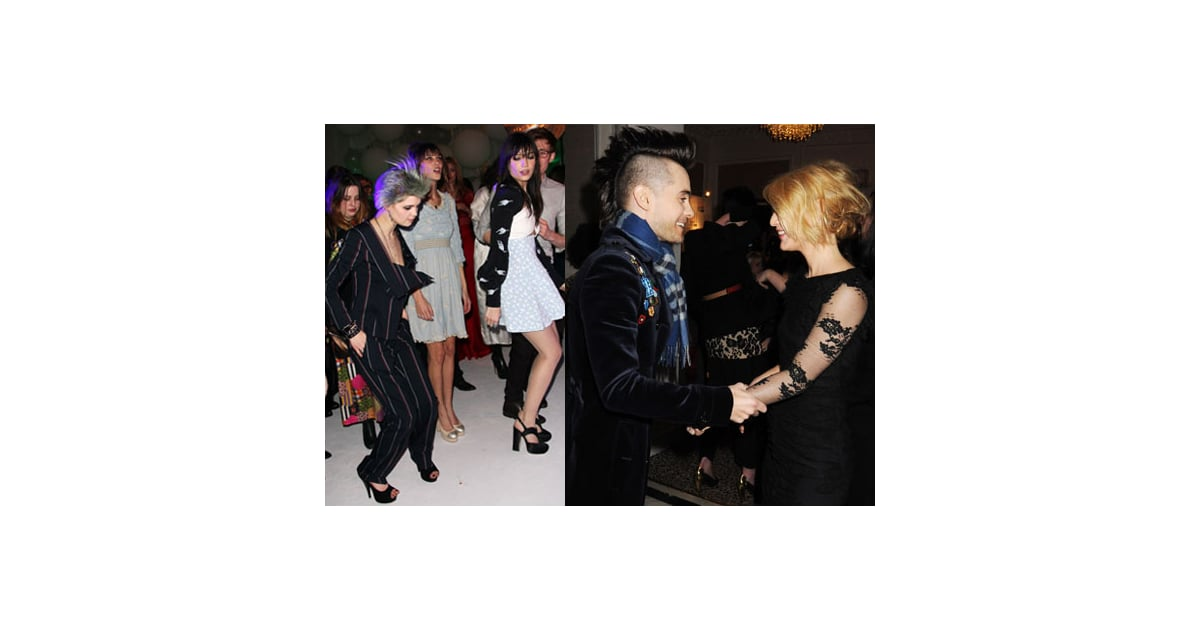 Photos of Elle Style Awards Afterparty with My So-Called ...