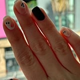 Last Minute Halloween Ghost Nail Art Tutorial