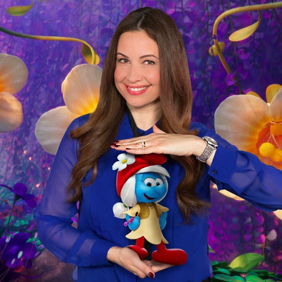 Arabs Got Talent Raya Abirached in Smurfs: The Lost Village