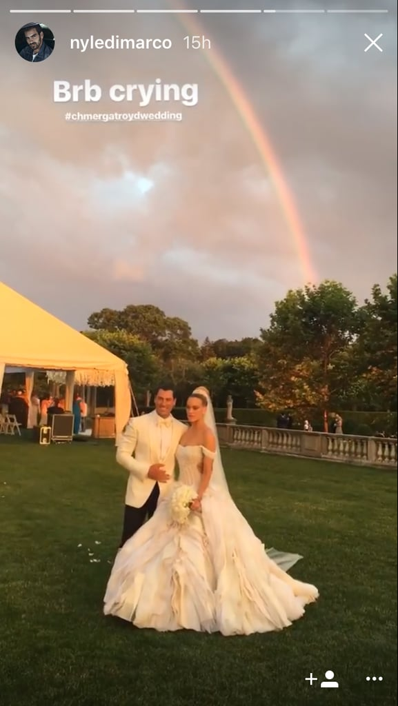 maksim chmerkovskiy and peta murgatroyd wedding pictures