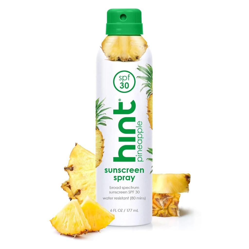 Hint Pineapple Sunscreen Spray SPF 30