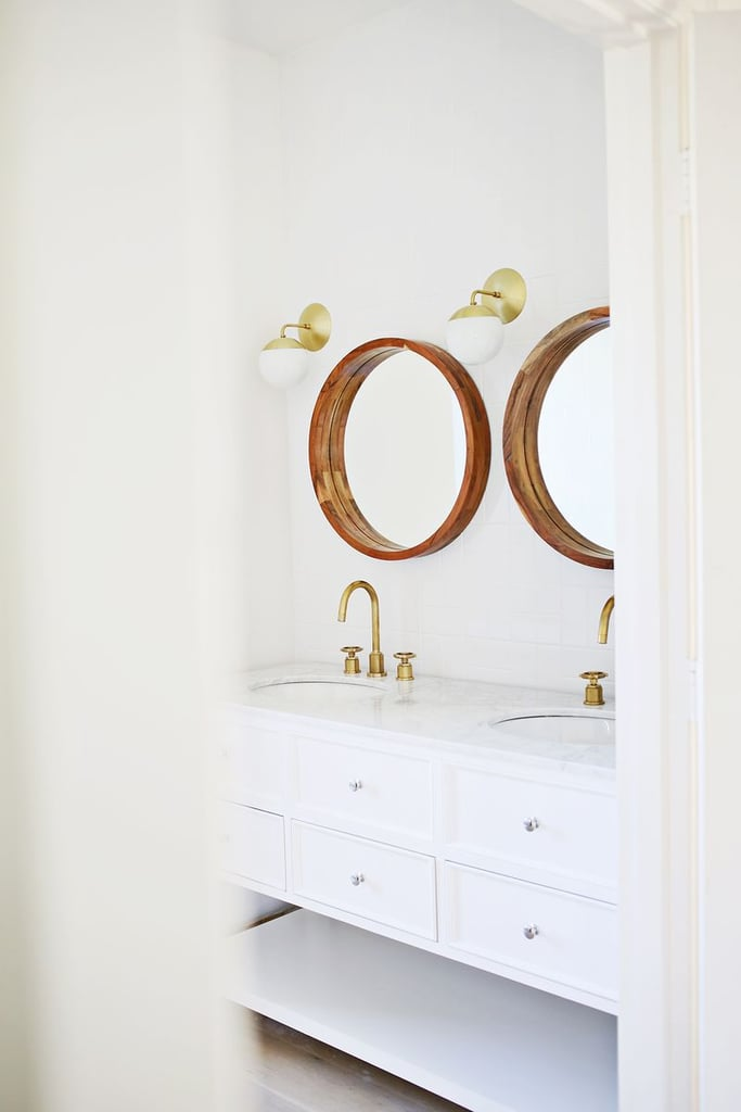 """Any couple that has jockeyed for one sink during the morning rush knows that double sinks are a master-bathroom """"must."""" Katharine confirms that they are a huge selling point for buyers. As one of Katharine's clients puts it, """"A second bathroom may not save a marriage, but a second sink will!"""""""