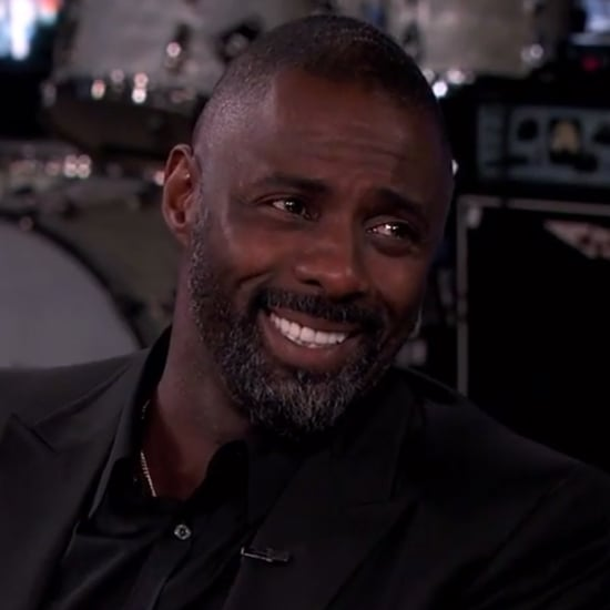 Idris Elba Talking About His Bulge | Video