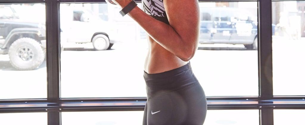 Dumbbell Butt Workout
