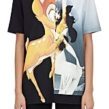 Givenchy Women's Bambi & Female-Form Oversized T-Shirt ($1,190)