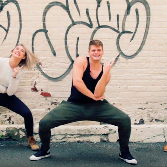"""The Fitness Marshall """"Close"""" Nick Jonas Cardio Hip-Hop Video"""