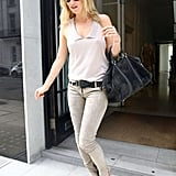 Pictures of Kate Moss Shopping at Stella McCartney