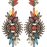 Erickson Beamon Tropical Punch Earrings ($430)