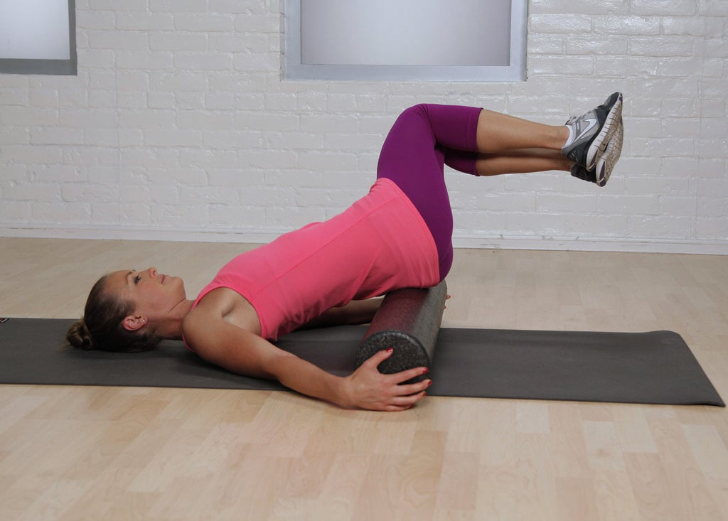 Foam-Rolling Exercises For Runners