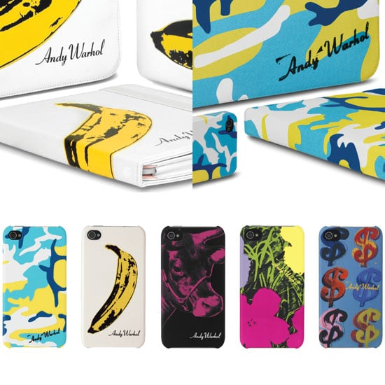 Andy Warhol Incase Laptop Sleeves and iPhone Cases