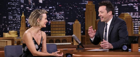 Sarah Paulson on Jimmy Fallon May 2018
