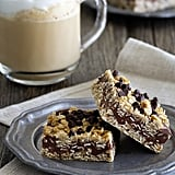 No-Bake Chocolate Peanut Butter Oatmeal Bars