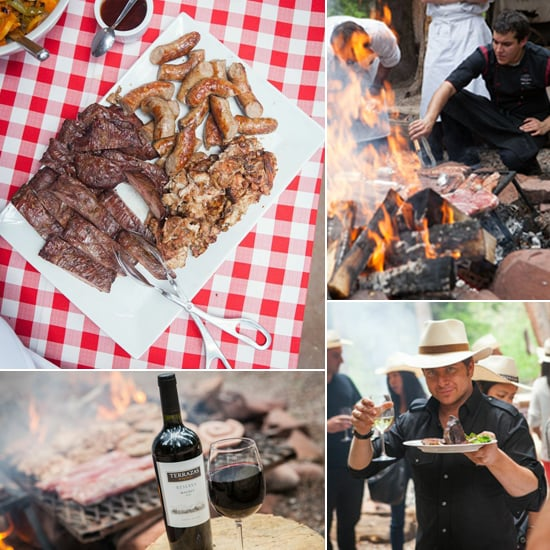 Summer Barbecue, the Argentine Way