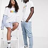 ASOS Design x Glaad Unisex T-Shirt With Unity Logo