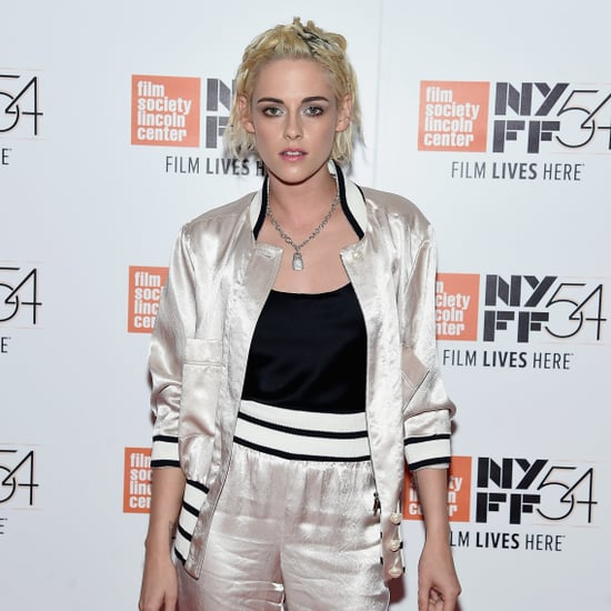 Kristen Stewart at New York Film Festival 2016