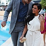 2011: Kim Kardashian and Kris Humphries Got Married . . . For 72 Days