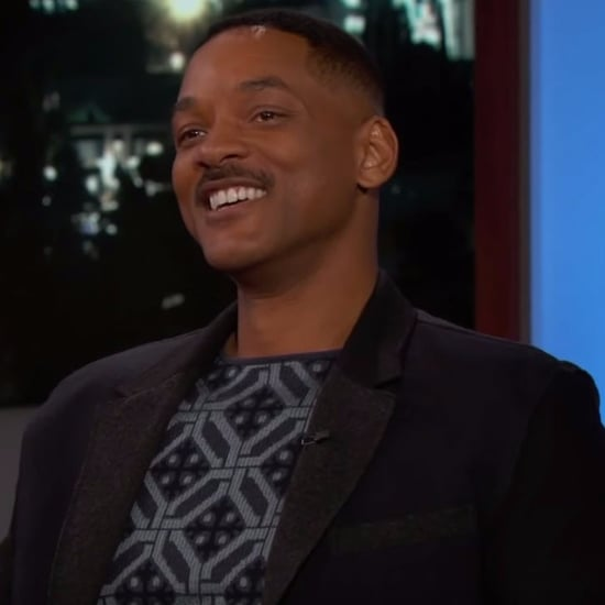 Will Smith Borrows Money From Fan Story on Jimmy Kimmel Live