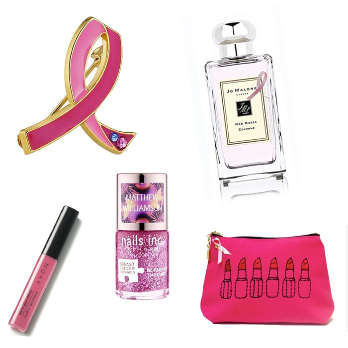 Breast Cancer Awareness Beauty Products 2014