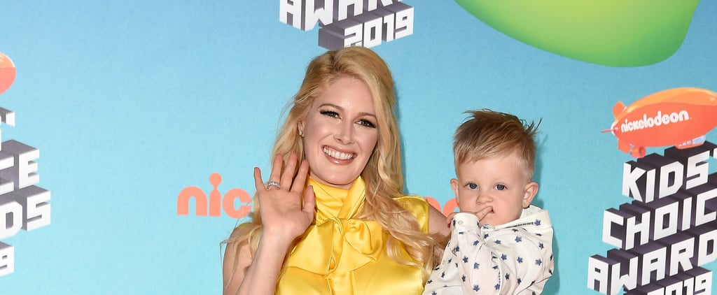 Heidi Montag's Struggle With Leaving Her Son on The Hills
