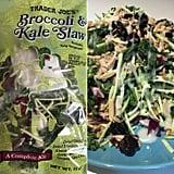 Broccoli and Kale Slaw ($3)