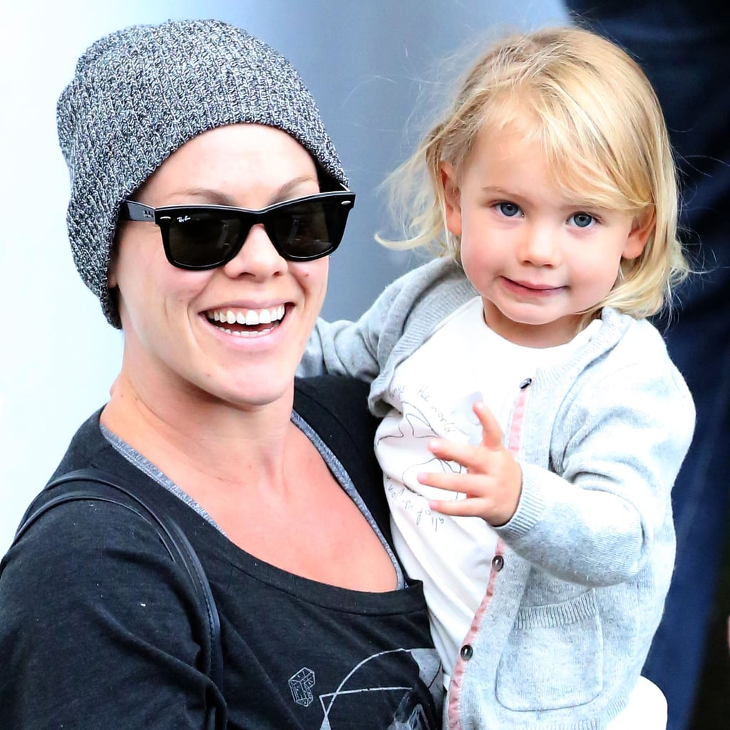 Celebrity Family Pictures Week of Aug. 5, 2013
