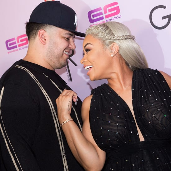 Rob Kardashian and Blac Chyna's Relationship Timeline