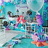 The Little Mermaid Party