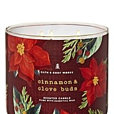 Bath & Body Works Cinnamon & Clove Buds 3-Wick Candle
