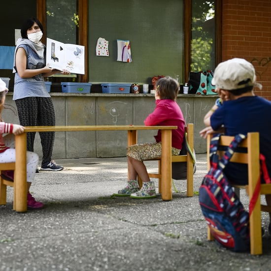 Photos of Schools Reopening During the Coronavirus Pandemic