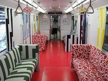 Cool Idea:  Ikea Trains