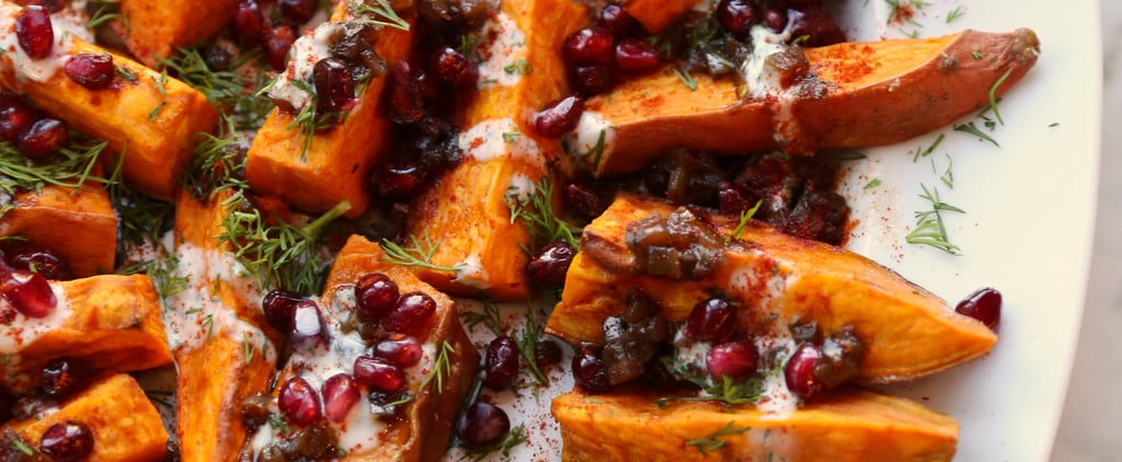 Padma Lakshmi's Roasted Sweet Potatoes Recipe