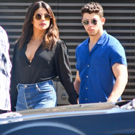 Priyanka Chopra and Nick Jonas on a Date in Sunglasses 2018