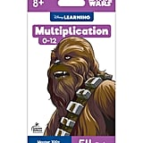 Disney Learning – Multiplication 0–12 Flash Cards, Star Wars, Ages 8+