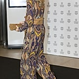 Queen Maxima Wears a Jumpsuit