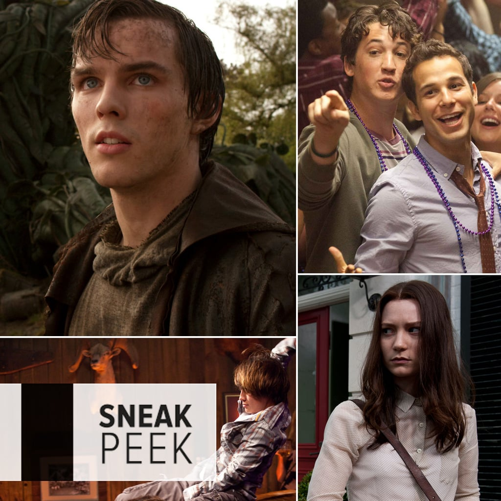 Movie Sneak Peek: Jack the Giant Slayer, 21 and Over, and Stoker