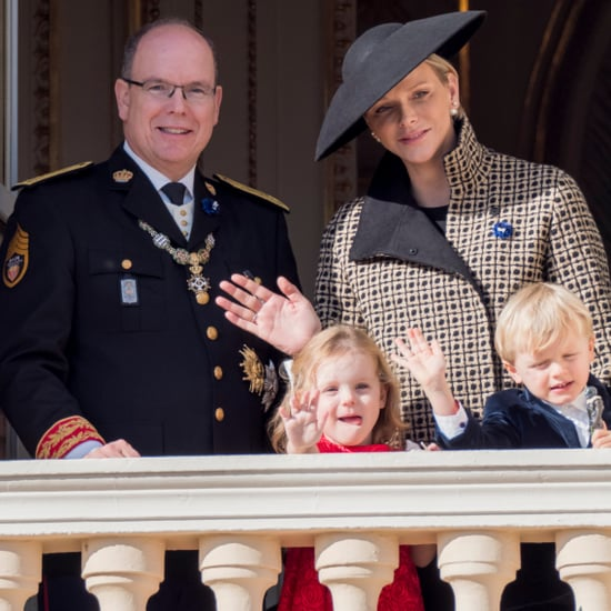 The Monaco Royal Family at National Day Celebrations 2018