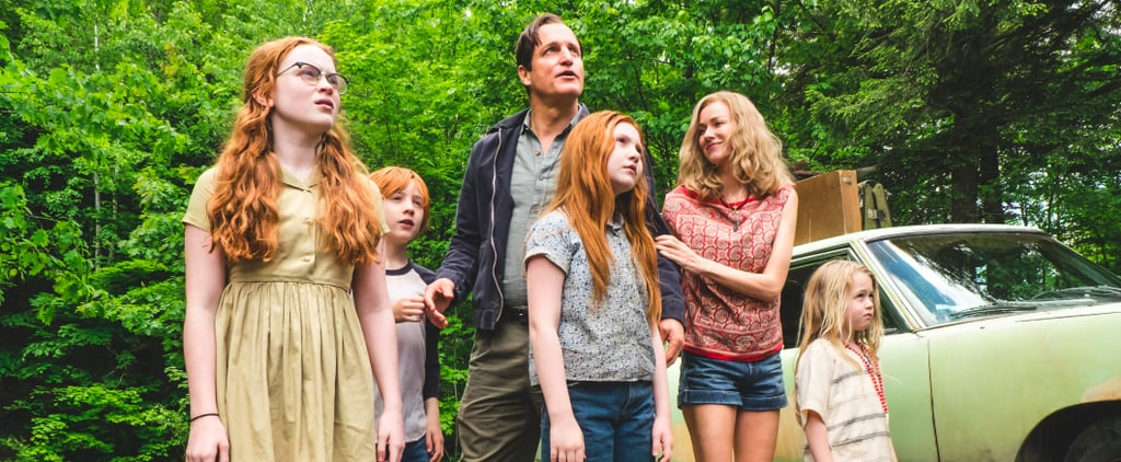 Woody Harrelson Plays a Charmingly Dysfunctional Dad in This Clip From The Glass Castle