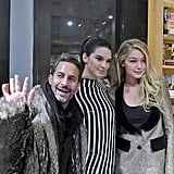 Of Course, They Spent Quality Time With Marc Jacobs