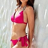 Megan's Pink Bikini